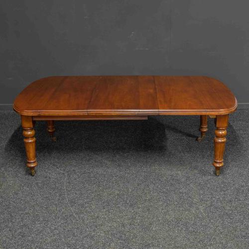 Victorian Mahogany Extending Table (1 of 9)