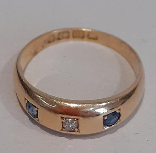 Antique Gold  Ring (1 of 3)