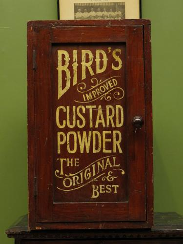 Antique Victorian Table Top Birds Custard Cabinet, Shop Display Piece (1 of 13)