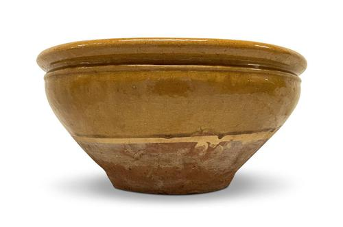 Welsh Terracotta Dairy Bowl (1 of 5)