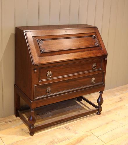 1930s Oak Bureau (1 of 10)