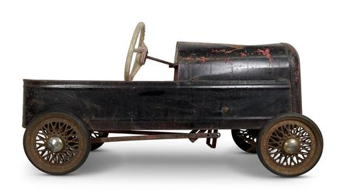 Triang Duke Pedal Car (1 of 6)