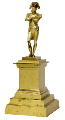 Bronze Statuette of Napoleon Bonaparte (1 of 6)