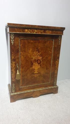 Fabulous Burr Walnut Cabinet (1 of 12)