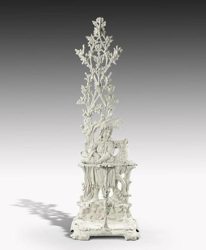 Fine Quality & Complex Mid 19th Century Cast Iron Hall / Stick Stand (1 of 6)
