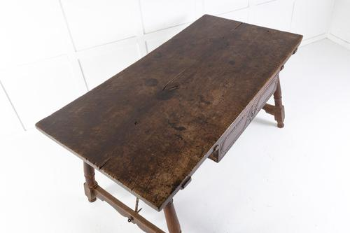 Early 17th Century Spanish Table (1 of 5)
