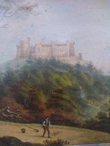 Belvoir Castle Leicestershire (1 of 4)