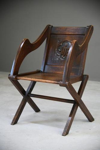 Oak Glastonbury Chair (1 of 8)