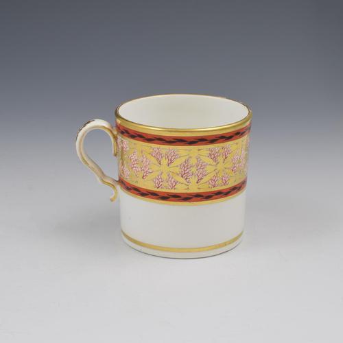 Georgian Spode Porcelain Coffee Can Pattern 643 c.1800 (1 of 7)