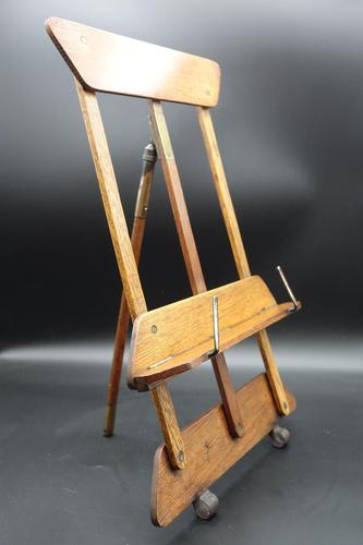 Unusual Early 20th Century Desk Easel (1 of 5)