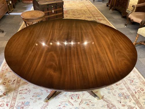 Mahogany Georgian Style Table (1 of 12)