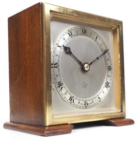 Perfect Vintage Mantel Clock Bracket Clock by Elliott of London (1 of 7)