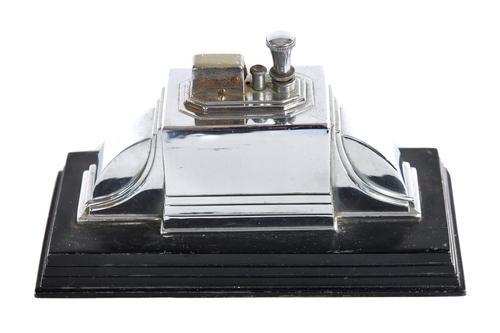 Vintage Art Deco Ronson Touch Tip Cigarette Lighter (1 of 7)