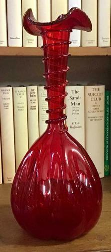1960's Murano Glass Vase (1 of 6)