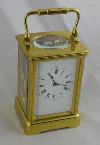 Drocourt Striking Carriage Clock (1 of 7)
