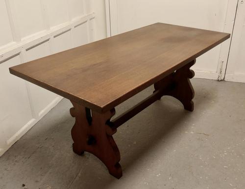Oak Refectory Table  Seats 8 (1 of 6)