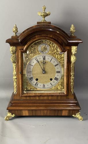 R M Schnekenburger Mantle Clock (1 of 8)