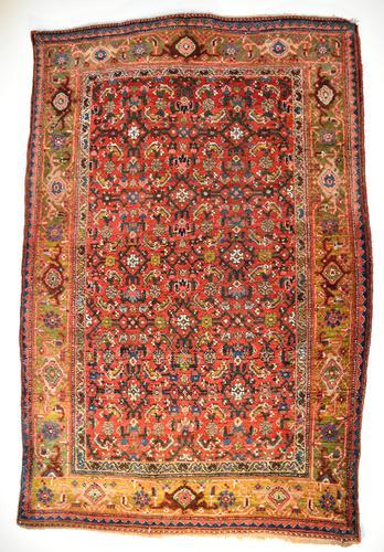 Antique Bijar rug 183x131cm (1 of 10)