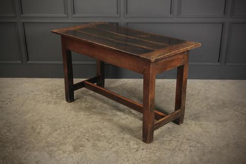 Georgian Oak Tavern Table (1 of 9)