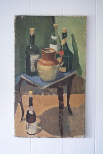Samuel Dodwell Still Life Oil on Canvas (1 of 10)