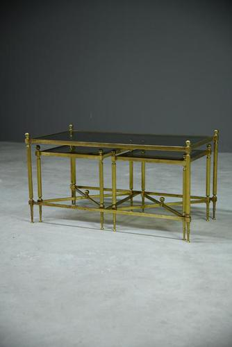 Brass Coffee Tables (1 of 8)