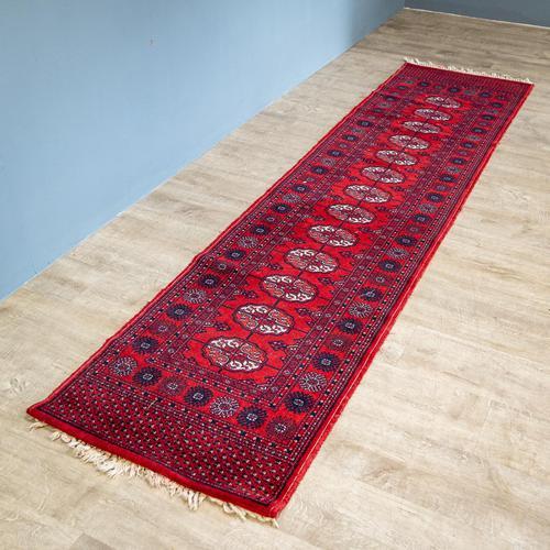 Vintage Floor Runner (1 of 6)