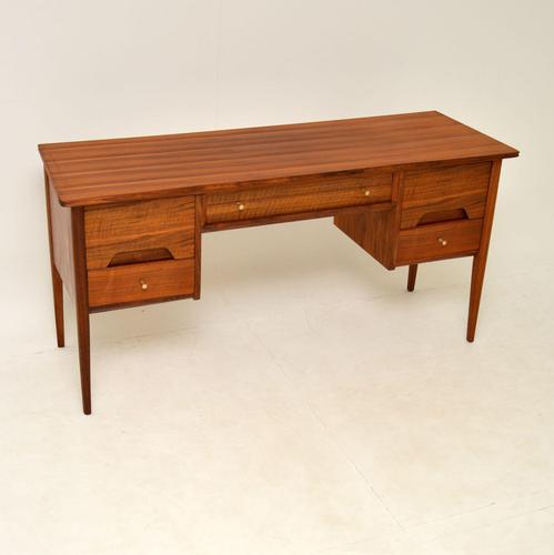Vintage Walnut Desk by A. Younger c. 1960's (1 of 12)