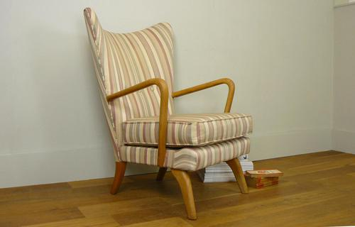 Howard Keith Bambino Armchair Chair Mid Century Vintage (1 of 11)