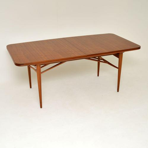Robert Heritage for Archie Shine Vintage Walnut Hamilton Dining Table (1 of 9)