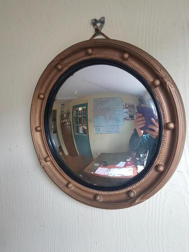 Small Convex Mirror (1 of 3)