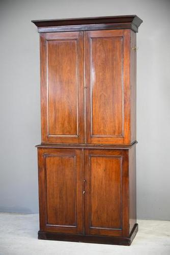 Antique Mahogany Housekeepers / Estate Cupboard (1 of 13)
