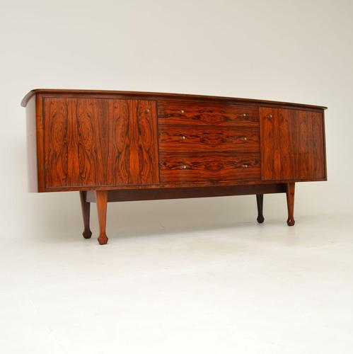 1950's Vintage Rosewood Sideboard by A.J Milne for Heal's (1 of 12)