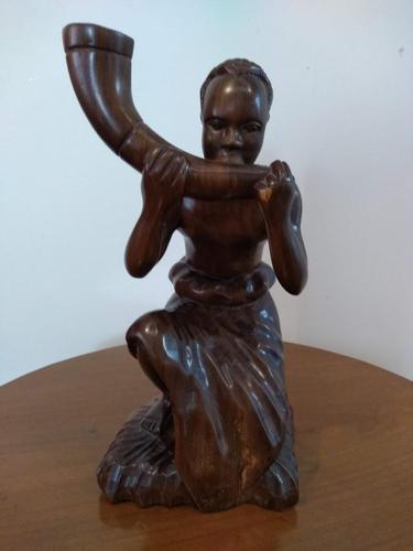 Tribal Art Hornblower (1 of 6)