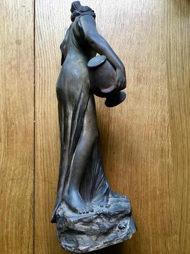 19th Century Italian Antique Grand Tour Terracotta Figurine (1 of 6)