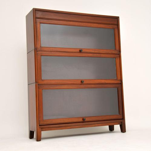 Antique Mahogany Stacking Bookcase (1 of 14)