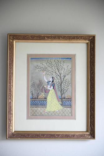 Pahari Style Painting (1 of 9)