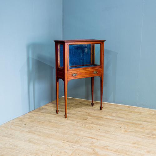 Mahogany Display Cabinet (1 of 6)