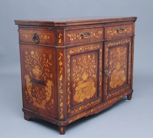Early 19th Century Dutch Travelling Cabinet (1 of 20)