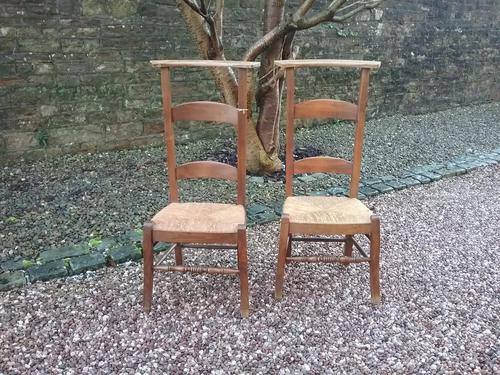 Pair of Arts & Crafts Style Chairs (1 of 3)