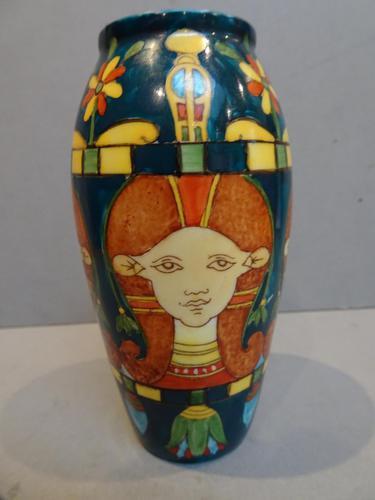 Foley Art China. Harijan Vase (1 of 6)