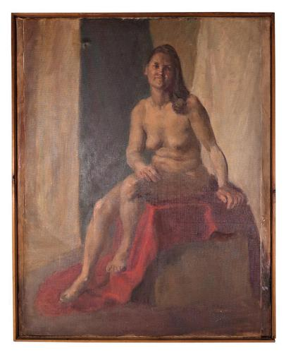 Female Portrait (1 of 3)