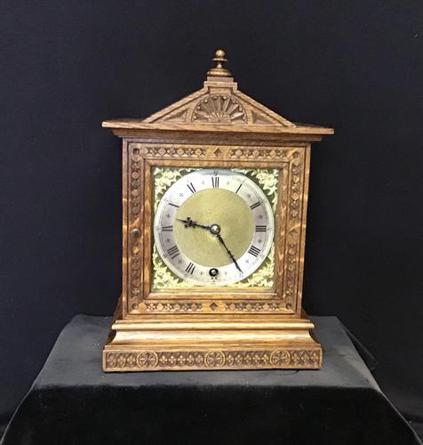German Mantle Clock (1 of 6)