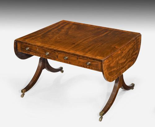 Unusual George III Period Sofa Table (1 of 5)