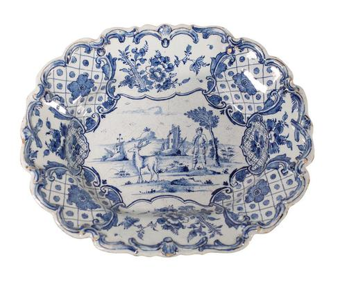 Pair of Delft Bowls (1 of 5)
