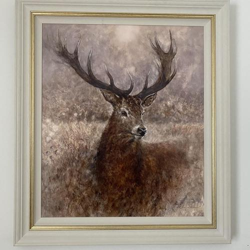"""Gary Benfield Limited Edition Print Titled """"Noble"""" & Certificate of Authenticity (1 of 9)"""