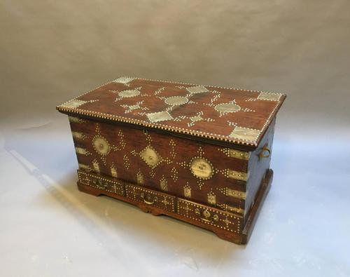 19th Century Indian Trunk Chest (1 of 15)