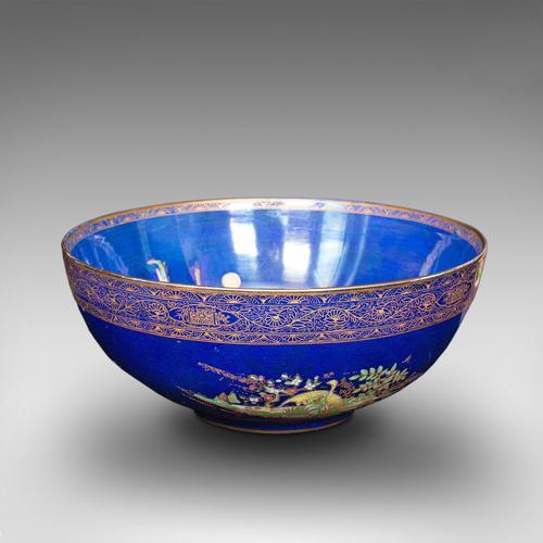 Antique Decorative Fruit Bowl c.1920 (1 of 10)
