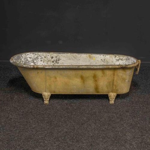 Victorian Campaign Bath (1 of 6)
