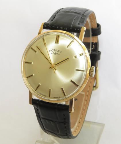 Gents Rotary Wrist Watch 1960s (1 of 4)