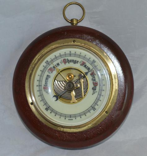 Small Aneroid Wall Barometer (1 of 2)